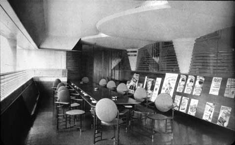 Johnson Wax Penthouse Conference Room