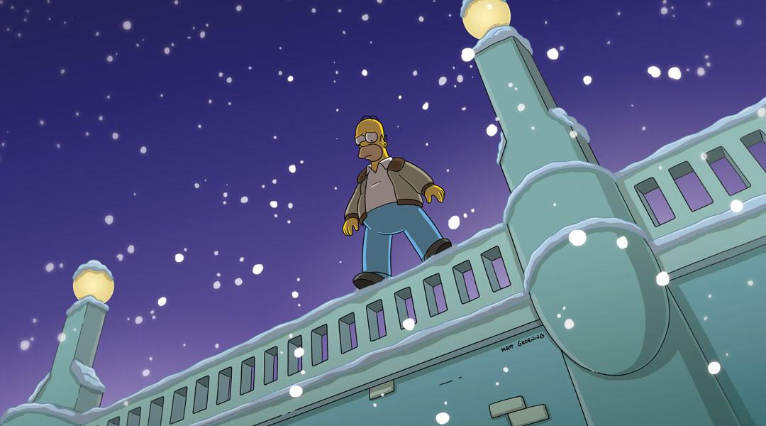 Simpsons adult lisa simpson horse ride