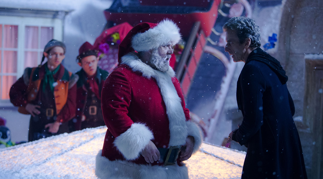 doctor who last christmas quotes planet claire quotes - The Last Christmas