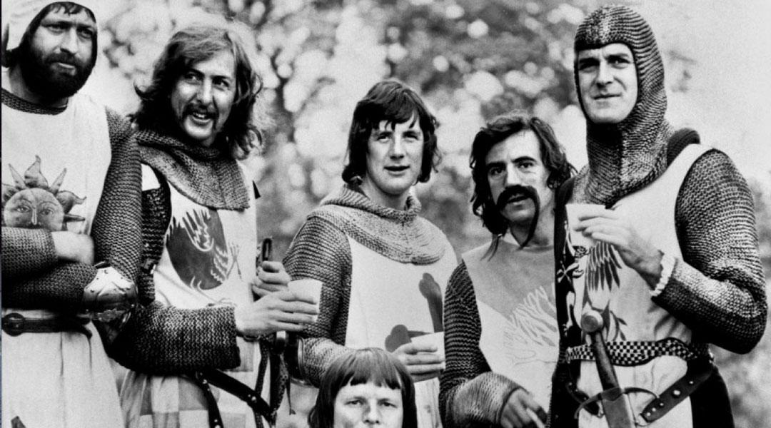 John Cleese knighthood