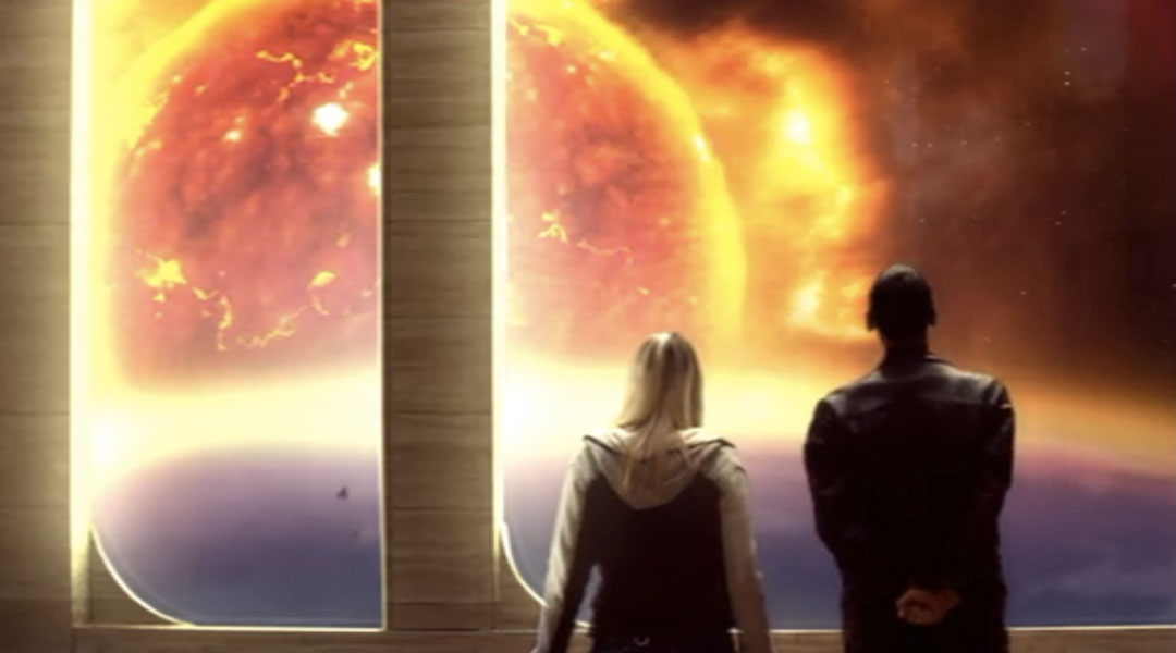 Doctor Who The End Of The World Quotes Planet Claire Quotes