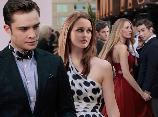 Top 10: Best Gossip Girl Parties The Young Folks
